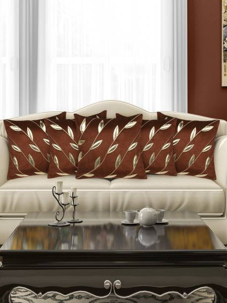 DECOTREE Embroidered Cushions Cover