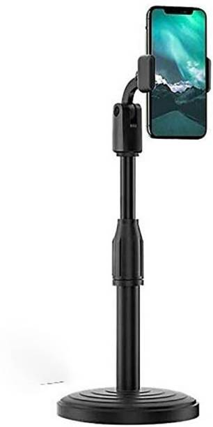 MMShopy Heavy Duty Adjustable Smartphone Phone Stand Holder for Live/Vlogs Special Design for Streaming, Video Blogs, Online Classes, Streaming, Shooting Field Mobile stand/ Holder Mobile Holder