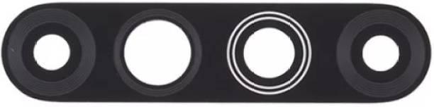 Furious3D Black Original Replacement Spare Part Repair Back Rear Camera Lens Glass Infinix Hot 8 Camera Lens Glass