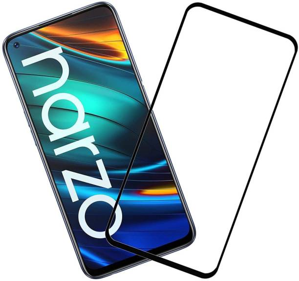 Power Edge To Edge Tempered Glass for Realme Narzo 30 Pro