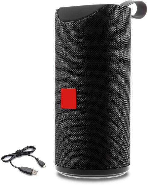 OBDIR NEW BRAND TG-113 high sound quality |3D sound| Splash proof| Water resistant| Deep Baas Stereo sound quality 10w speaker Ultra DJ Sound Blast Speaker 10 W Bluetooth Speaker