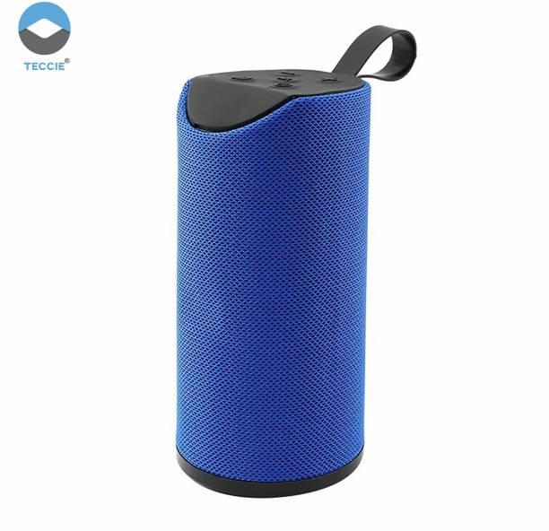 TECCIE Portable Bluetooth Speaker 7 W Bluetooth Speaker