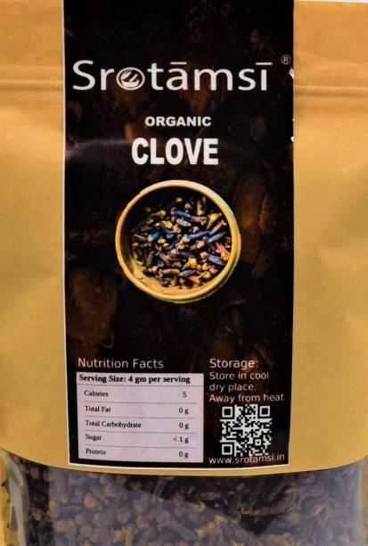 Srotamsi Organic Clove Whole (Laung)