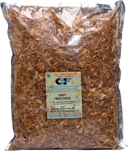 Chhatariya Foods CRISPY FRIED ONION 400