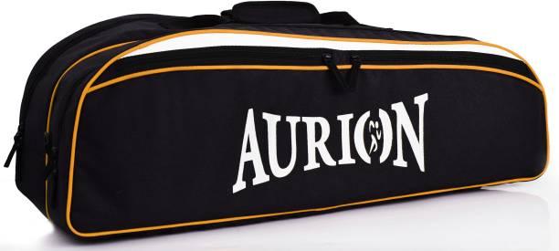 Aurion Tennis Bag for 6 Racquet Professional or Beginner Tennis Players Unisex Design