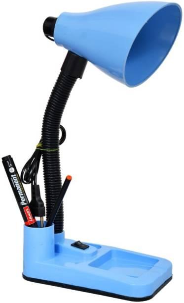 AVIGNA 222 With Bulb Flexible (Splendid Blue) Study Lamp
