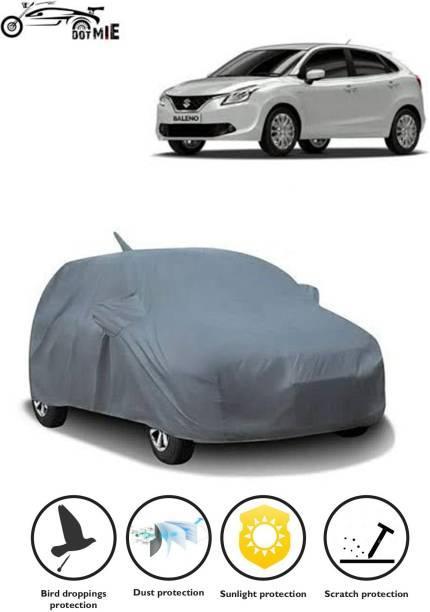 DOTMIE Car Cover For Maruti Suzuki Baleno (With Mirror Pockets)