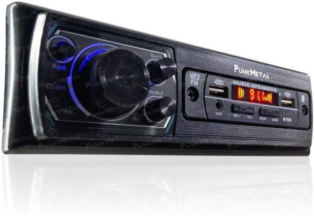PunkMetal DUAL-USB/SD/FM/AUX/BLUETOOTH/MP3 Car Stereo