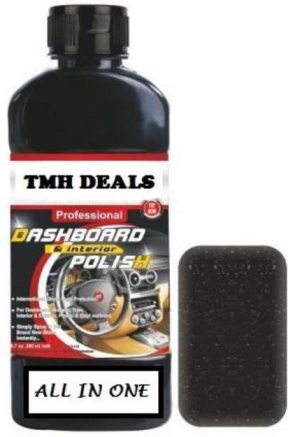 sheeba Liquid Car Polish for Dashboard, Leather