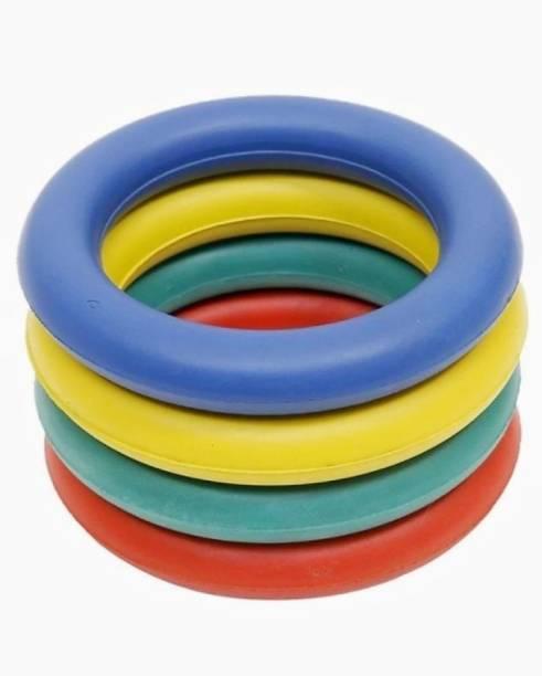 Swami Rubber Tennikoit Ring (Pack of 4 ) Rubber Tennikoit Ring