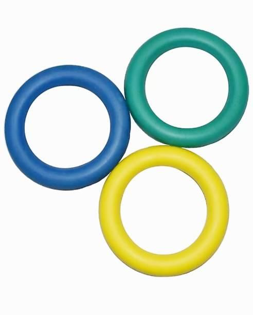 Swami Rubber Tennikoit Ring (Pack of 3 ) Rubber Tennikoit Ring
