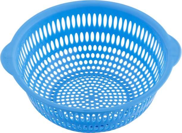 POLYSET Fruty Basket Strainer Small Plastic Fruit & Vegetable Basket