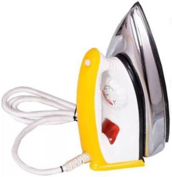 Chartbusters Non-stick Compact Superior Quality light weight 750 W Dry Iron