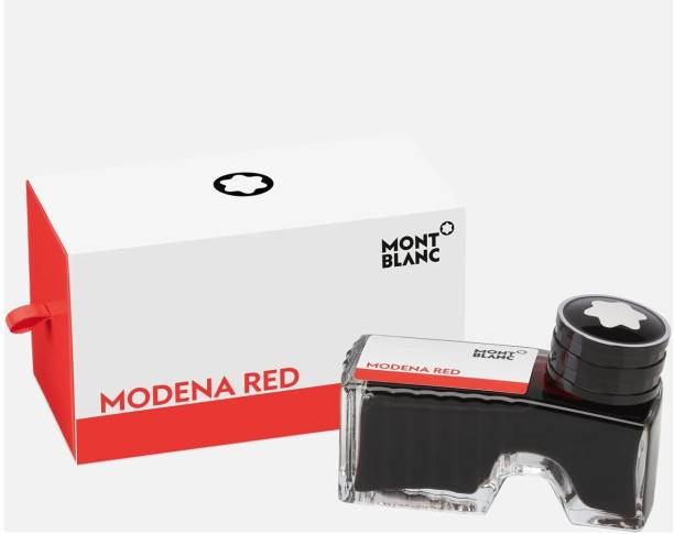 Montblanc MODENA RED (60mL). Ink Bottle