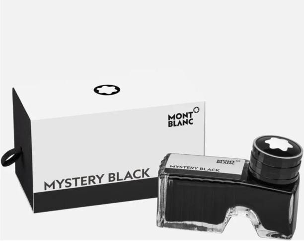Montblanc MYSTERY BLACK (60mL). Ink Bottle