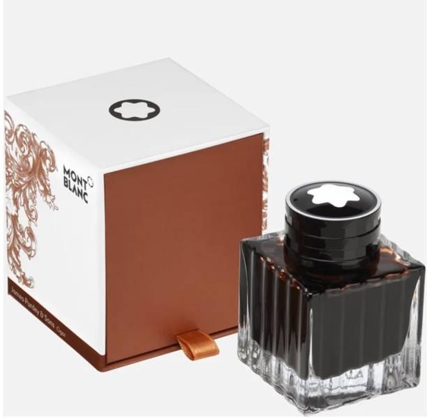 Montblanc AMES PURDEY & SONS Cigar SCENT BROWN (50mL). Ink Bottle