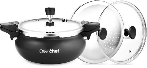 Greenchef Unique 5 L Induction Bottom Pressure Cooker