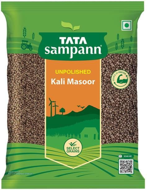 Tata Sampann Black Masoor Dal (Whole)