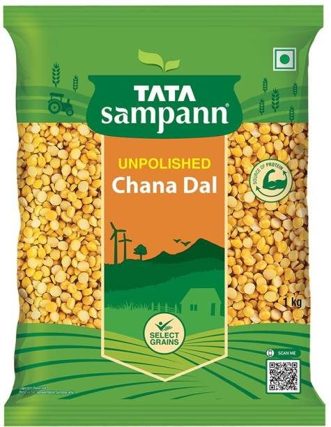 Tata Sampann Yellow Chana Dal (Split)