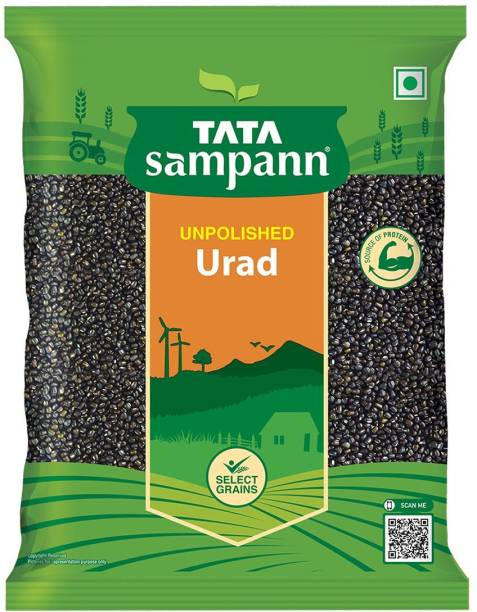 Tata Sampann Black Urad Dal (Whole)