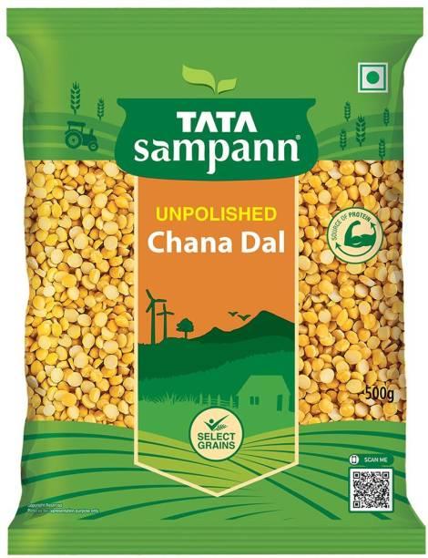 Tata Sampann Yellow Chana Dal (Split)