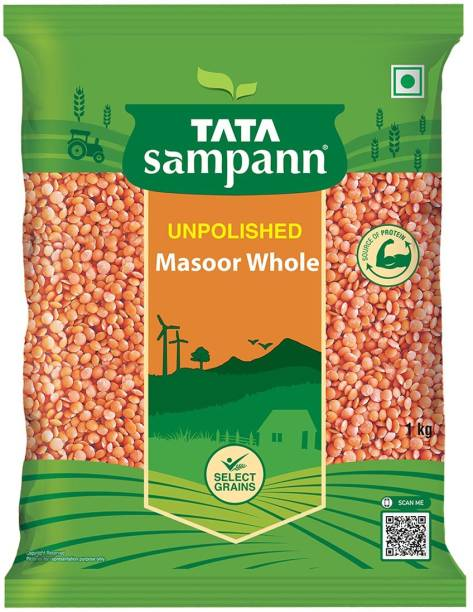 Tata Sampann Red Masoor Dal (Whole)
