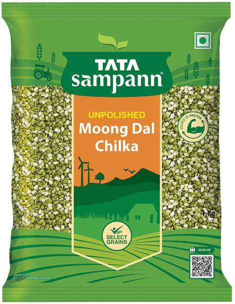 Tata Sampann Green Moong Dal (Split)