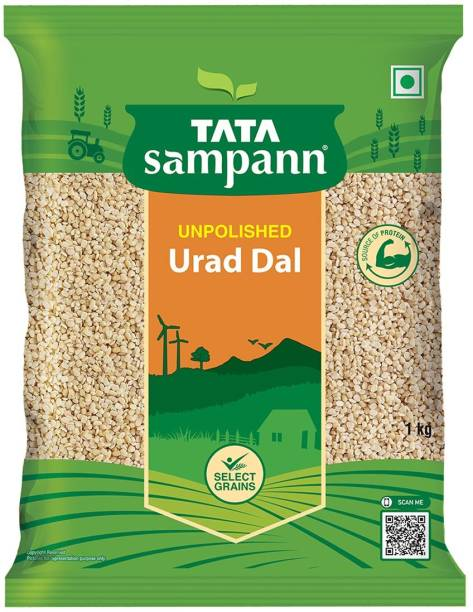 Tata Sampann White Urad Dal (Split)