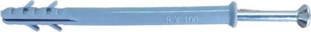 Ambee Nylon, Steel Pan Head Concrete Screw