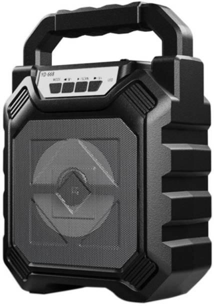 IMMUTABLE SSE YD 668 Wireless bluetooth speaker with mic 10 W Bluetooth Speaker