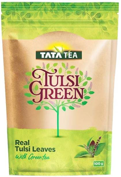 Tata Tulsi Green Tea Pouch