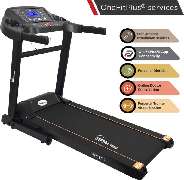 RPM Fitness RPM717 2HP Peak Motorized Treadmill with Free Installation Treadmill