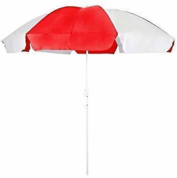 BLUEBUDS 6 Feet Umbrella Without Stand For Advertising And Sun Protection Umbrella
