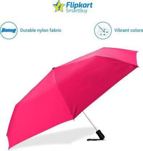 Flipkart SmartBuy 23.5 Inch 3 fold Auto Open Nylon Umbrella
