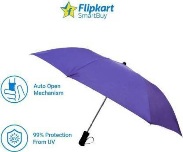 Flipkart SmartBuy 21 Inch 2 fold Auto Open Polyester Umbrella