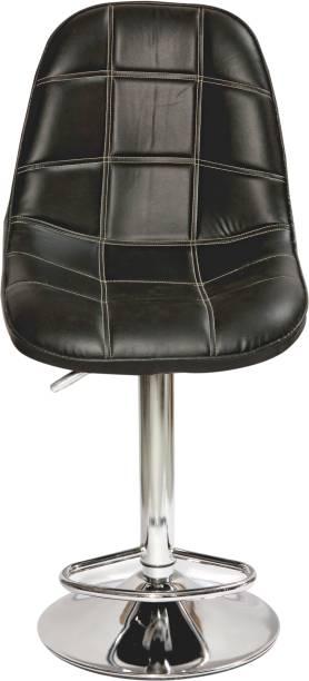 SS ENTERPRISE Leatherette Bar Chair