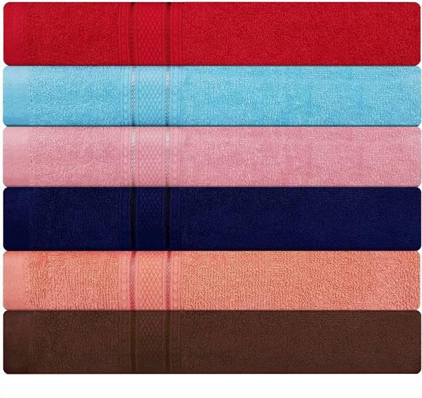 KSC Shop Cotton 550 GSM Hand Towel Set