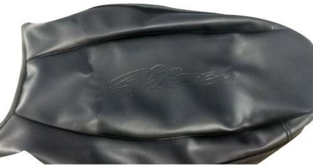 GHS Seat Cover suitable for Shine SP Single Bike Seat Cover For Honda CB Shine