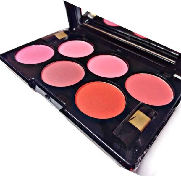 HB Blusher Palette For Makeup
