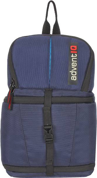 AdventIQ DSLR/SLR Camera Lens Cross Body Bag- BNP0276B-Navy Clr  Camera Bag