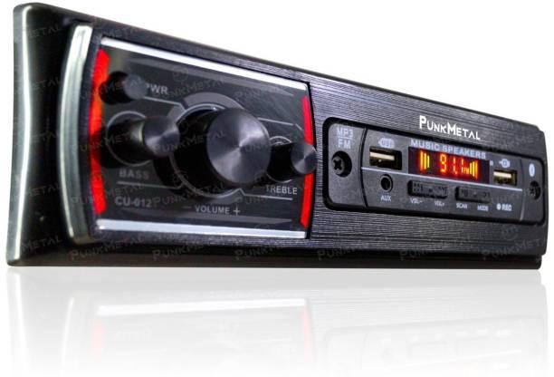 PunkMetal DUAL-USB/SD/AUX/BLUETOOTH/FM/MP3 Car Stereo