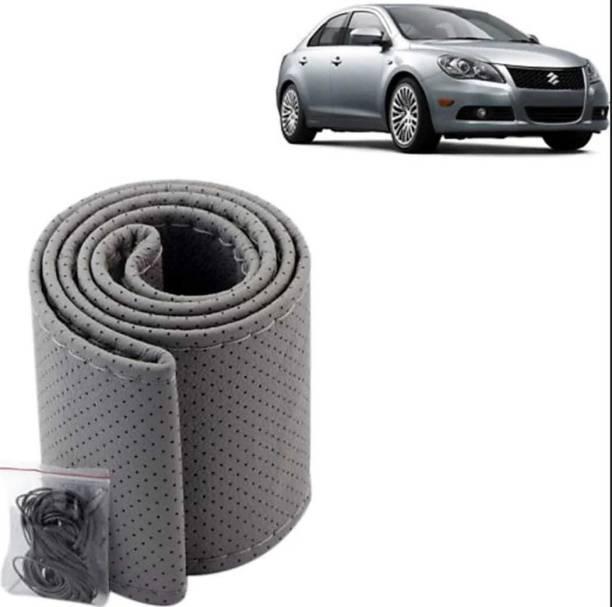 s mangalam Hand Stiched Steering Cover For Hyundai WagonR, Santro, Swift Dzire, Creta, New Dzire