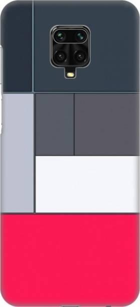 COBIERTAS Back Cover for Poco M2 Pro, Mi Redmi Note 9 Pro, Mi Redmi Note 9 Pro Max
