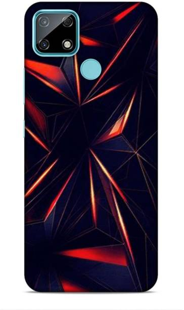 UnboxJoy Back Cover for Realme Nazro 30A