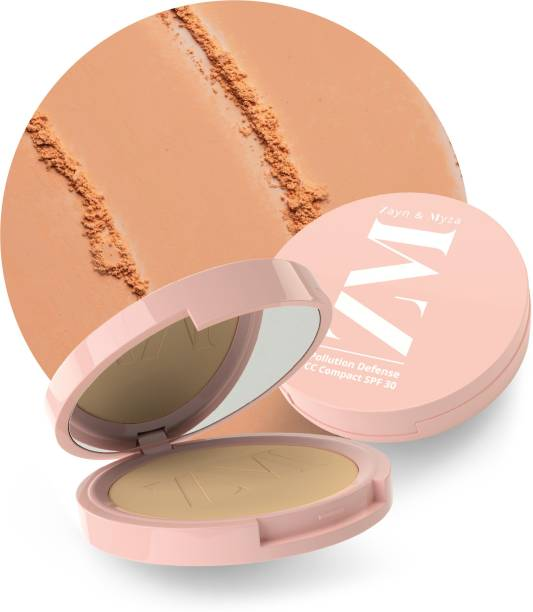 ZM Zayn & Myza Pollution Defense CC With SPF 30  Compact