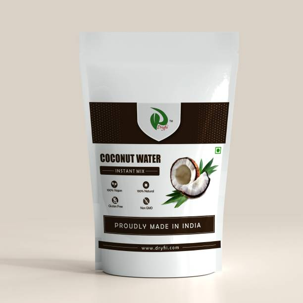 Dryfii coconut water Instant mix