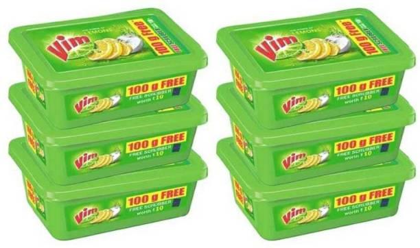 Vim Dishwash Bar Tub Lemon 3600g Dishwash Bar