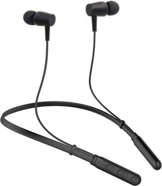 B Super Shop Wireless Bluetooth neckband Bluetooth Headset