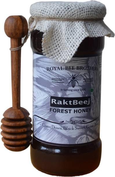Royal Bee Brothers Raktbeej Forest Honey