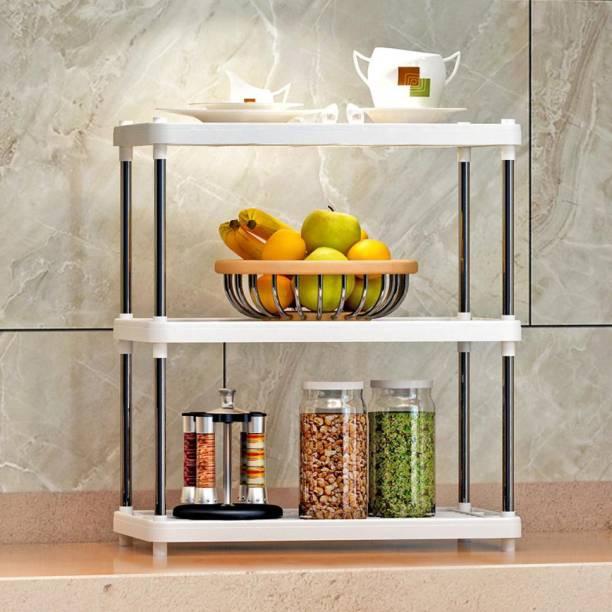 Flipkart Perfect Homes Studio Plastic Kitchen Cabinet